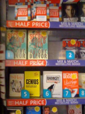Genius book spotted: Paddington