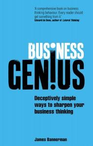 Business Genius cover